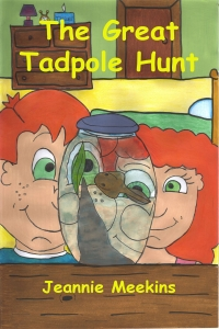 The Great Tadpole Hunt SmashwordsCover